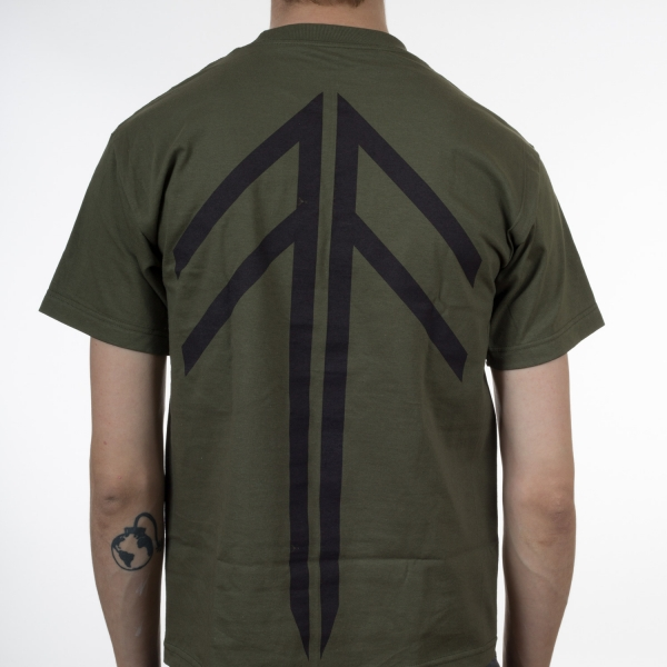 Rune Cross (Green)
