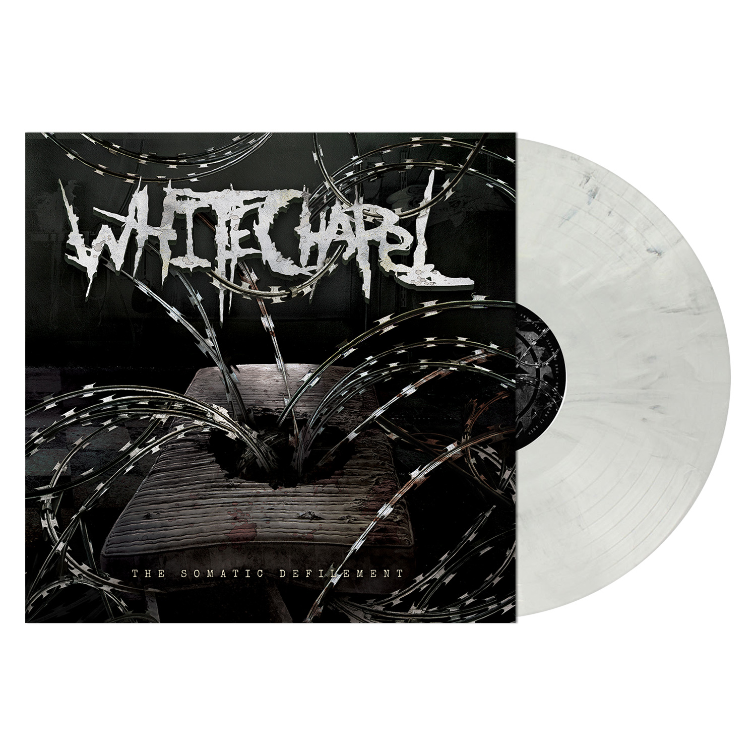 Whitechapel Quot The Somatic Defilement Quot 12 Quot Metal Blade Records