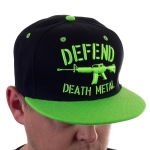 Defend Death Metal (Green)