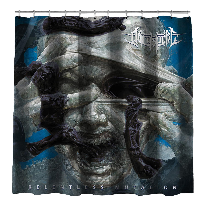 Archspire Album Art Curtain Shower