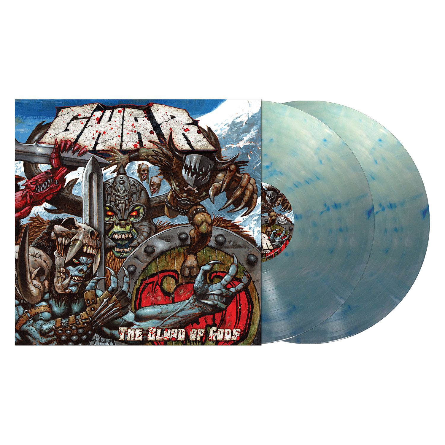 The Blood of Gods - CD/LP Bundle