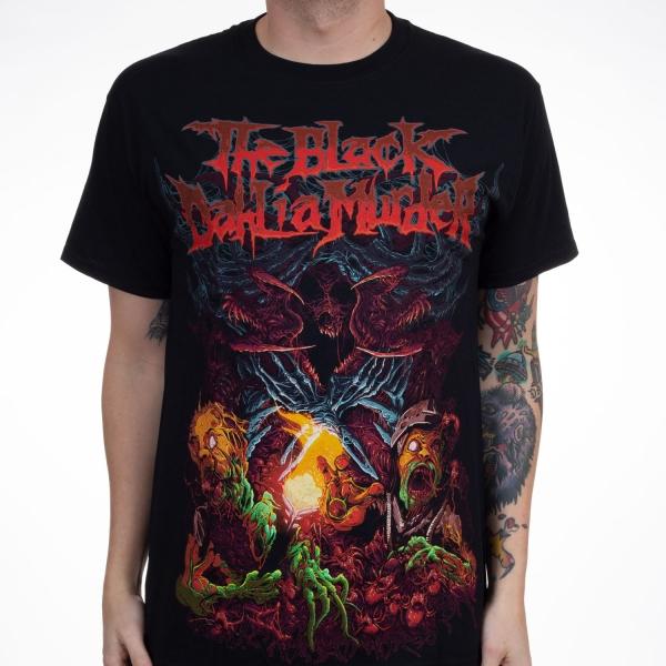 The Black Dahlia Murder Quot Catacomb Hecatomb Quot T Shirt