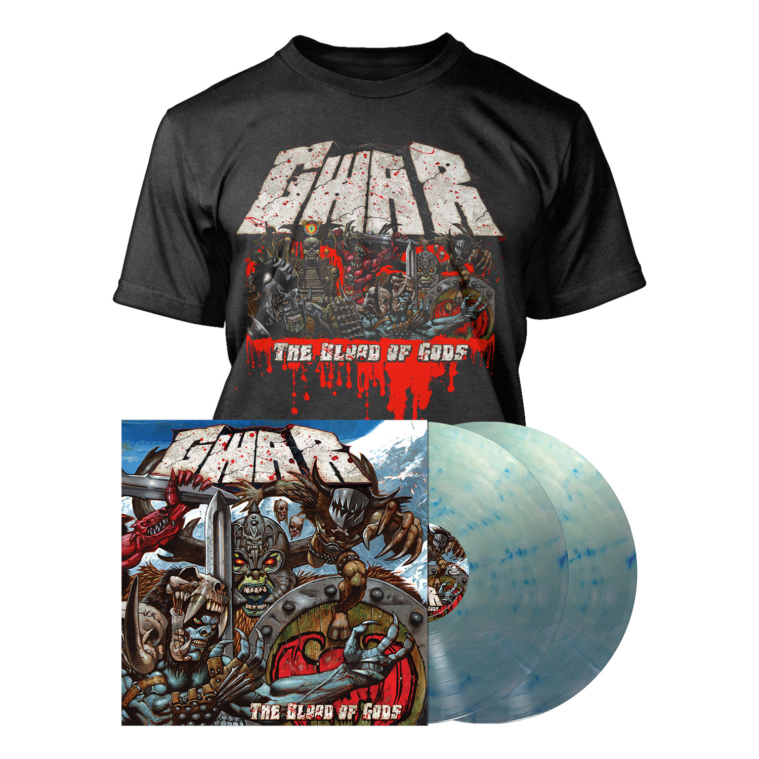 The Blood of Gods - LP Bundle