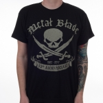 35th Anniversary Pirate Logo