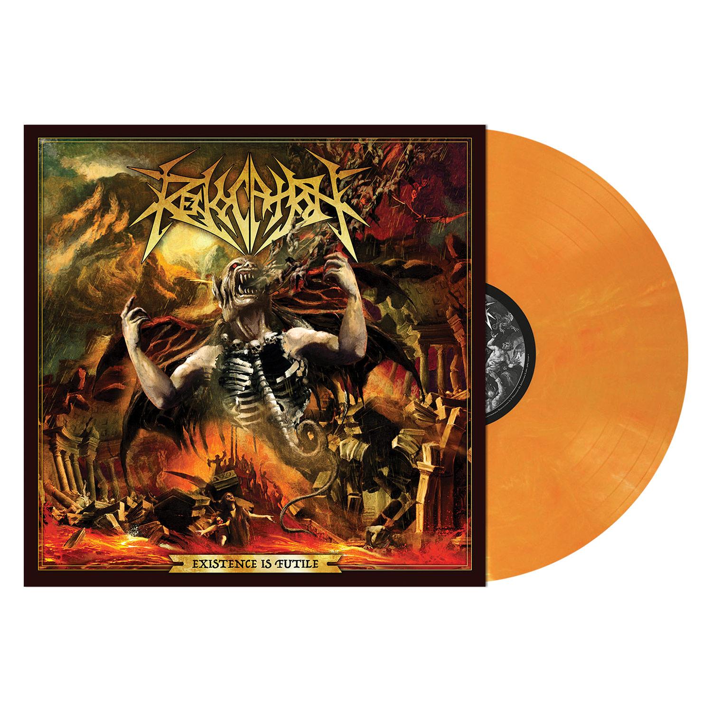 Existence Is Futile (Pastel Orange Vinyl)