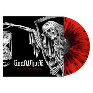 Blood for the Master (Red w/ Black Splatter)