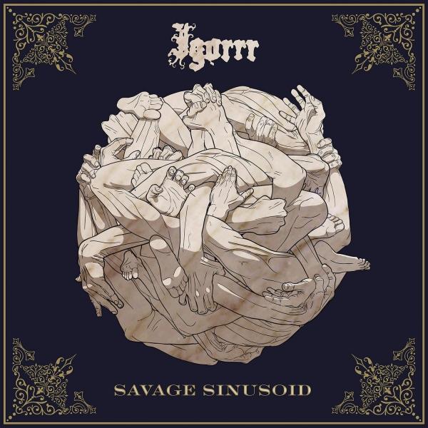 Savage Sinusoid (Pale Blue Vinyl)
