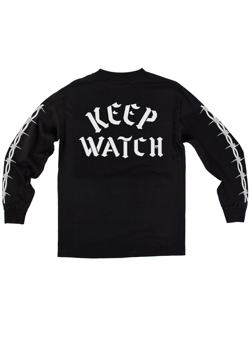 Entangled Keep Watch