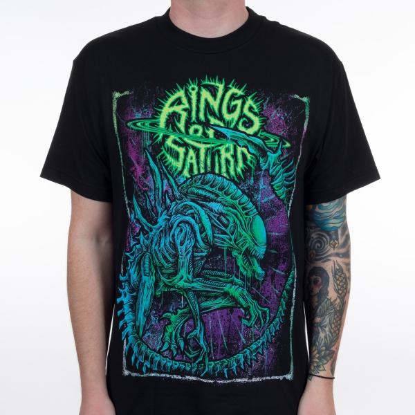 Rings Of Saturn Quot Xeno Quot T Shirt Indiemerchstore