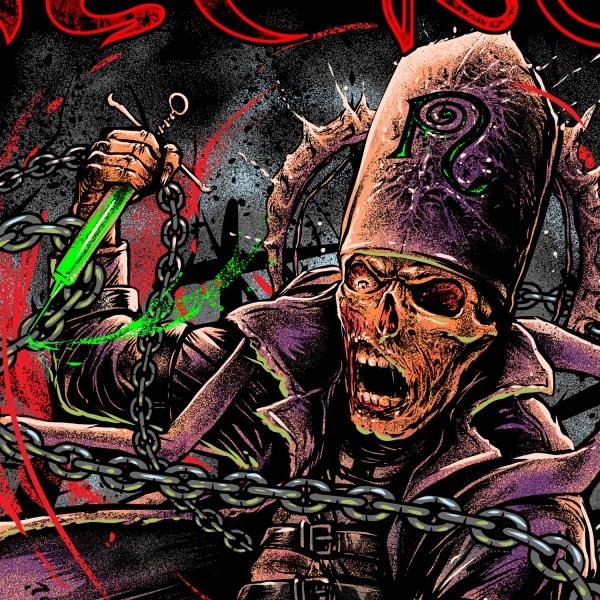 Satanic Priest Pre-Fix