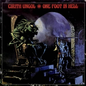 One Foot In Hell Reissue (SIGNED)