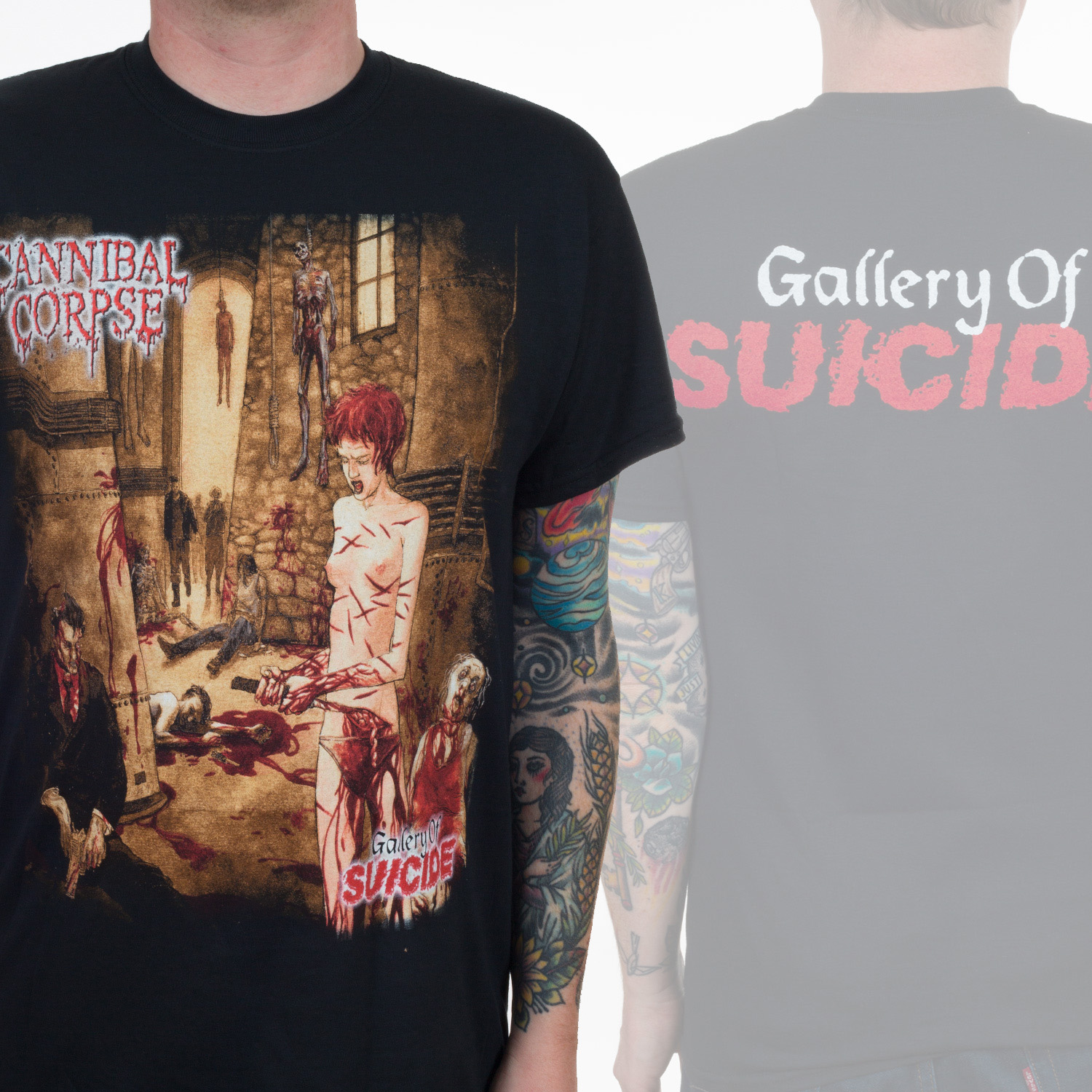 Gallery Of Suicide