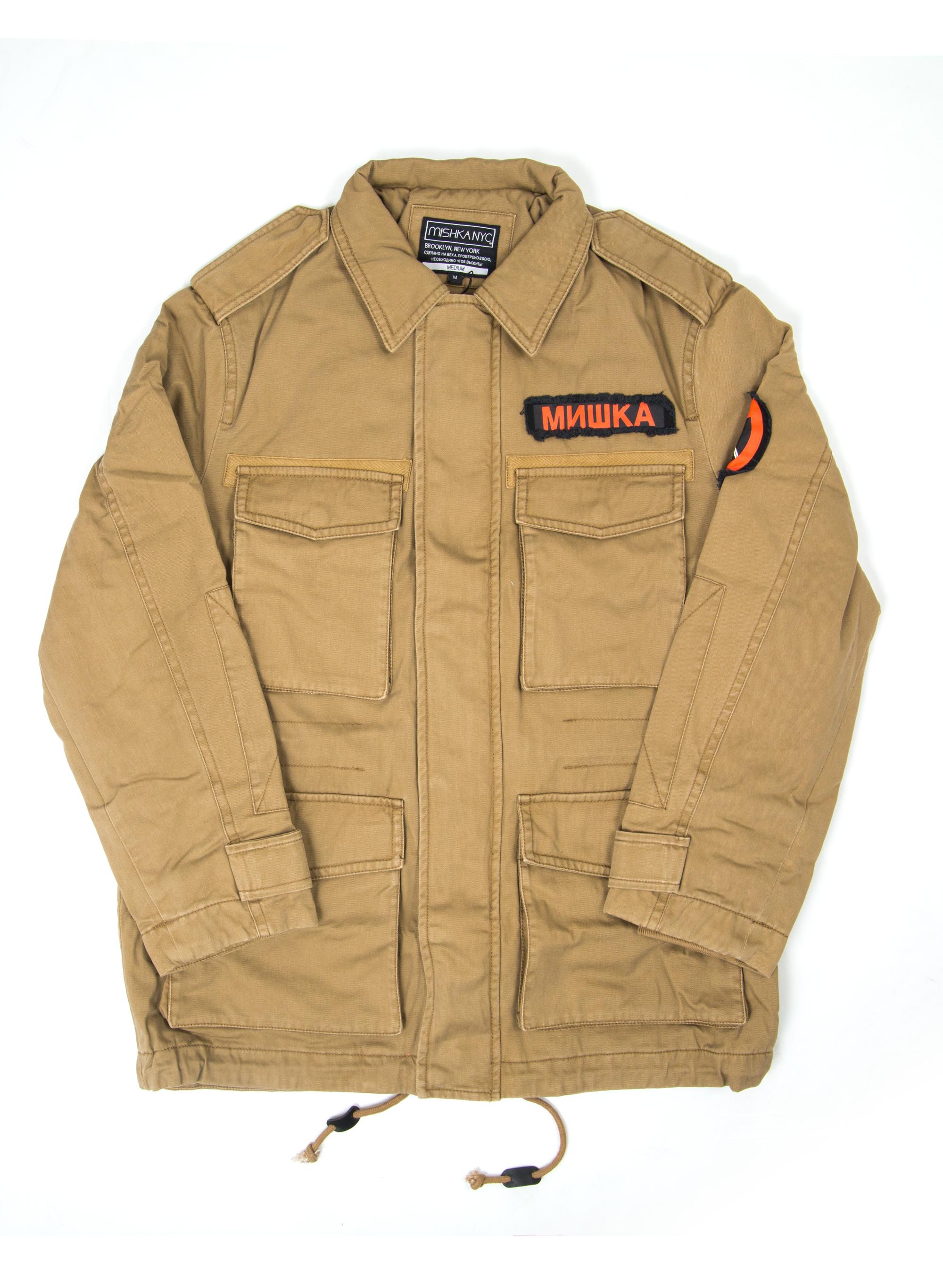 Mishka TV Jacket