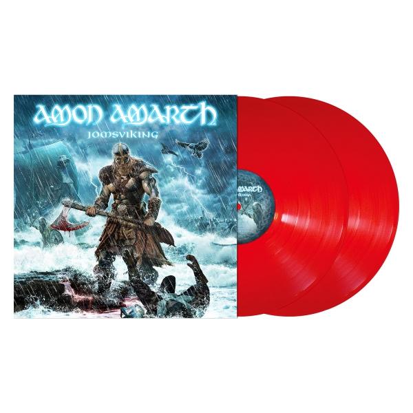Jomsviking (Red Vinyl)