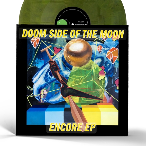 Encore EP LP/Tee Bundle