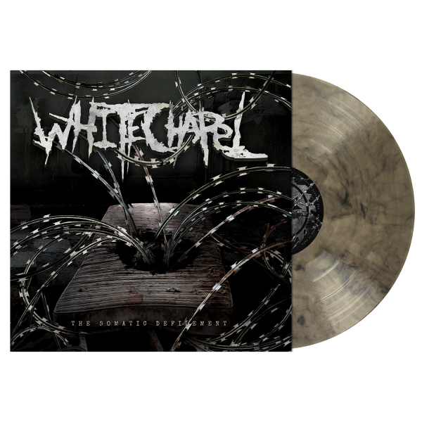 The Somatic Defilement (Clear / Black Marble)