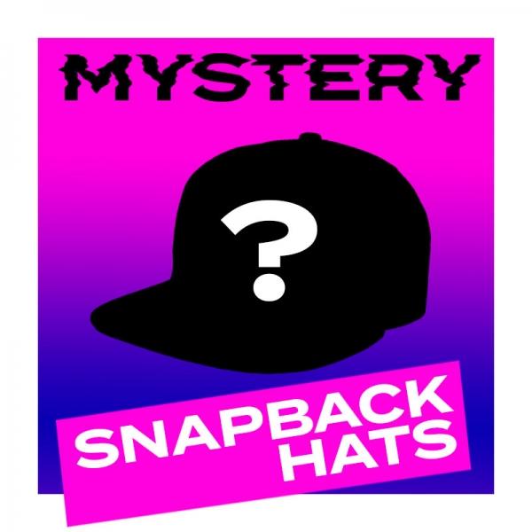 Mystery Snapback Hats
