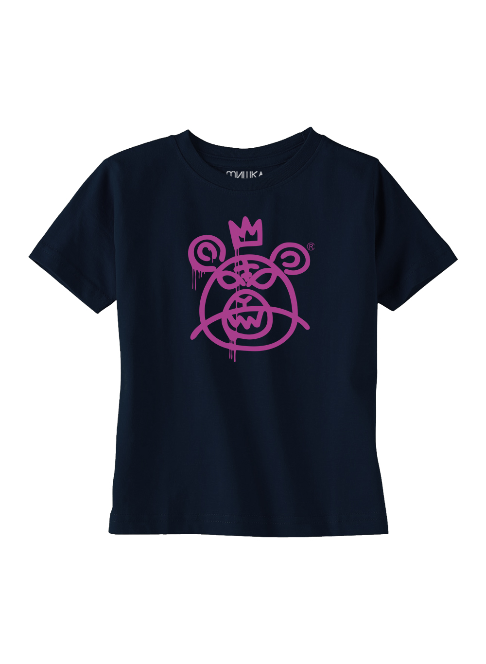 Classic Bear Mop Toddler Tee