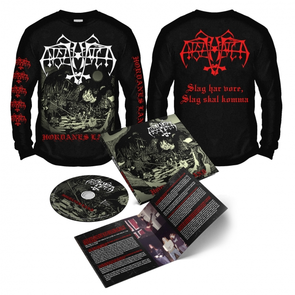 Hordanes Land CD + Longsleeve Bundle