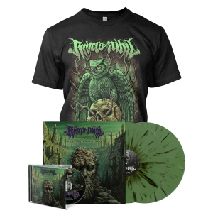 Where Owls Know My Name - Deluxe Bundle - Splatter