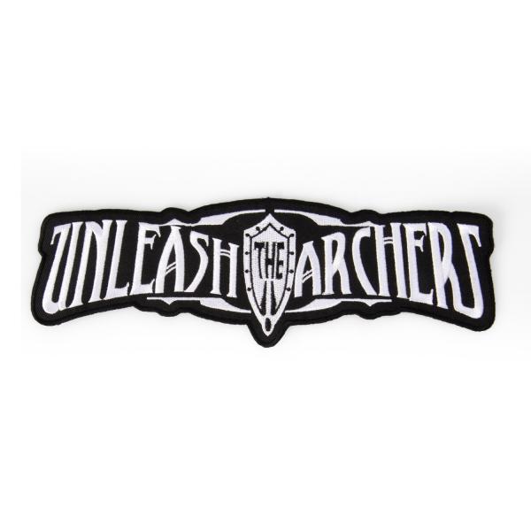 Unleash The Archers Quot Logo Patch Quot Patch Indiemerchstore