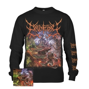 Domain of the Wretched CD + Longsleeve Bundle