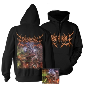Domain of the Wretched CD + Hoody Bundle