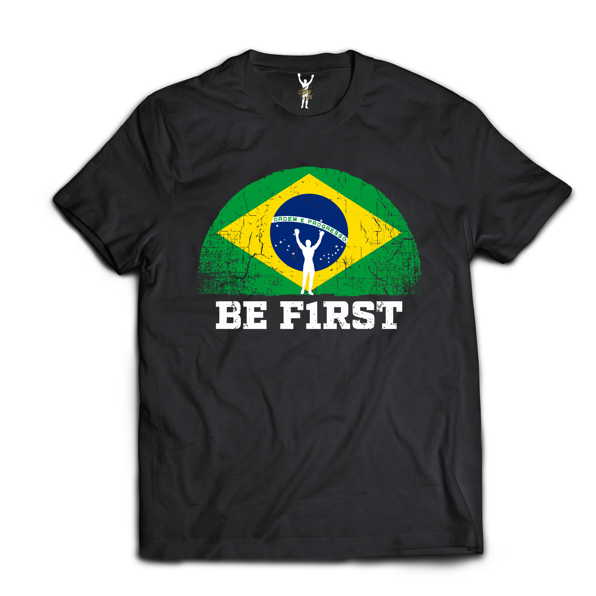 BE F1RST Brazil Tee