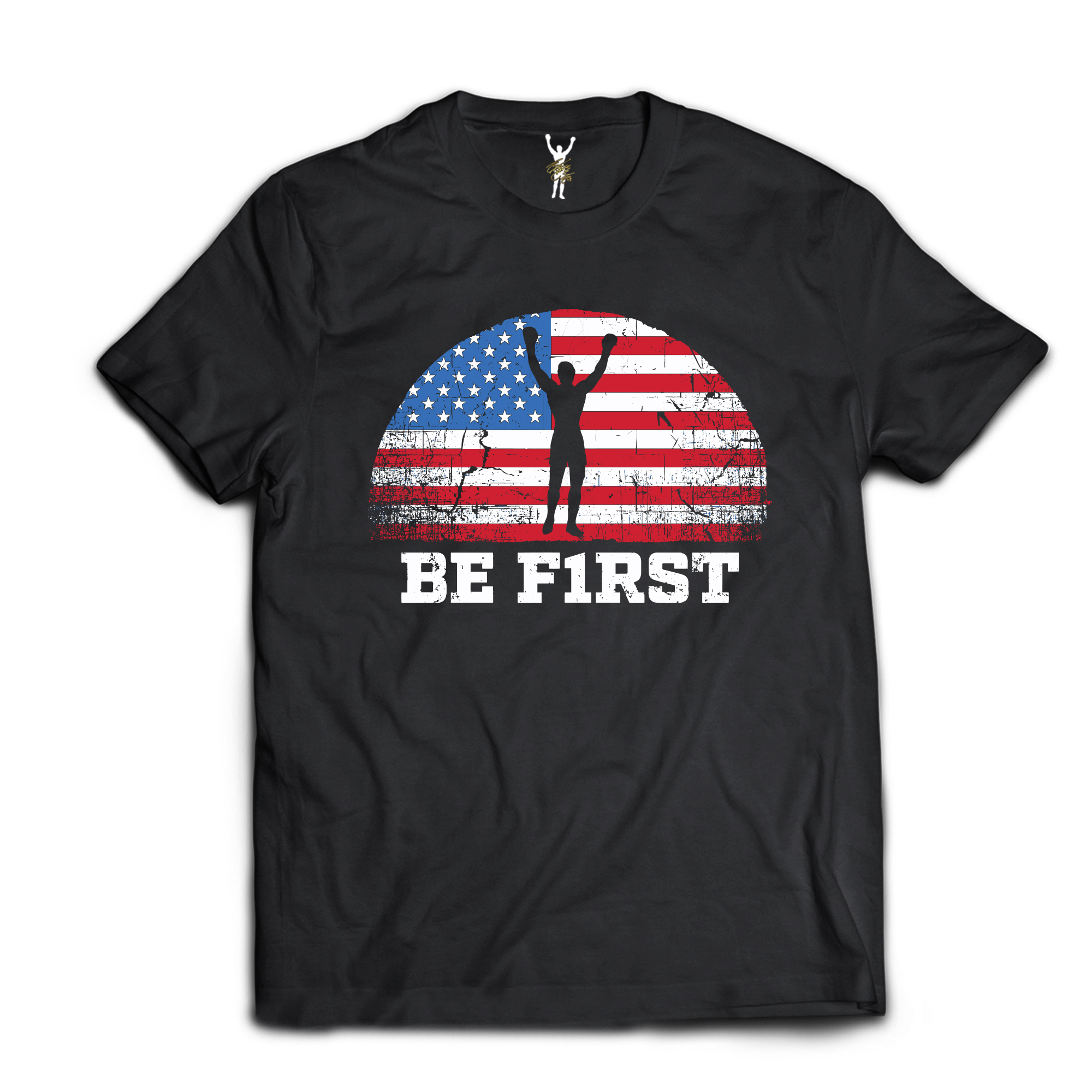 BE F1RST USA Tee
