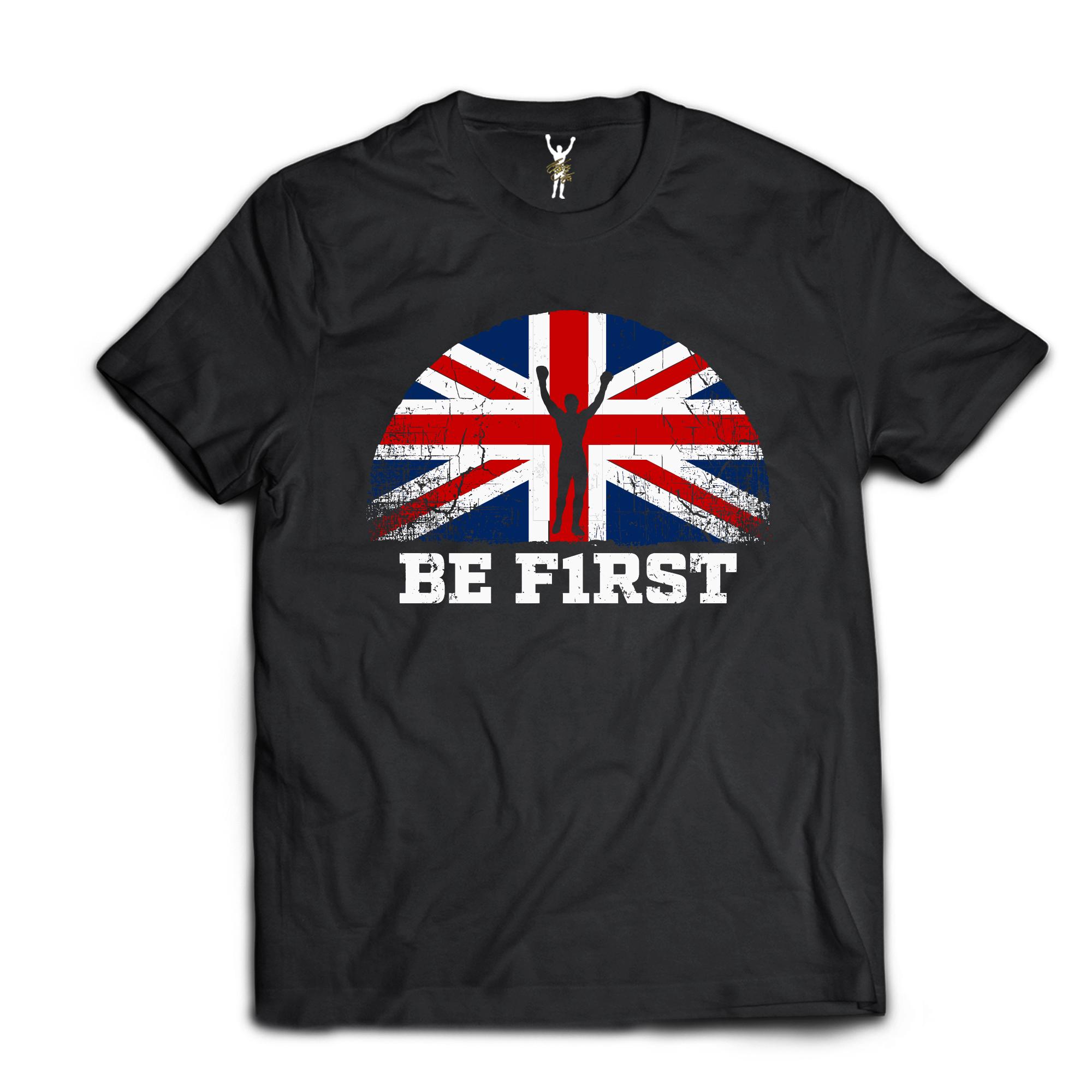 BE F1RST UK Tee