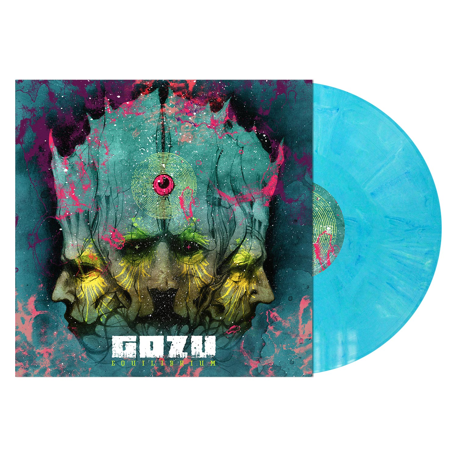 Equilibrium - Deluxe Bundle - Sky Blue