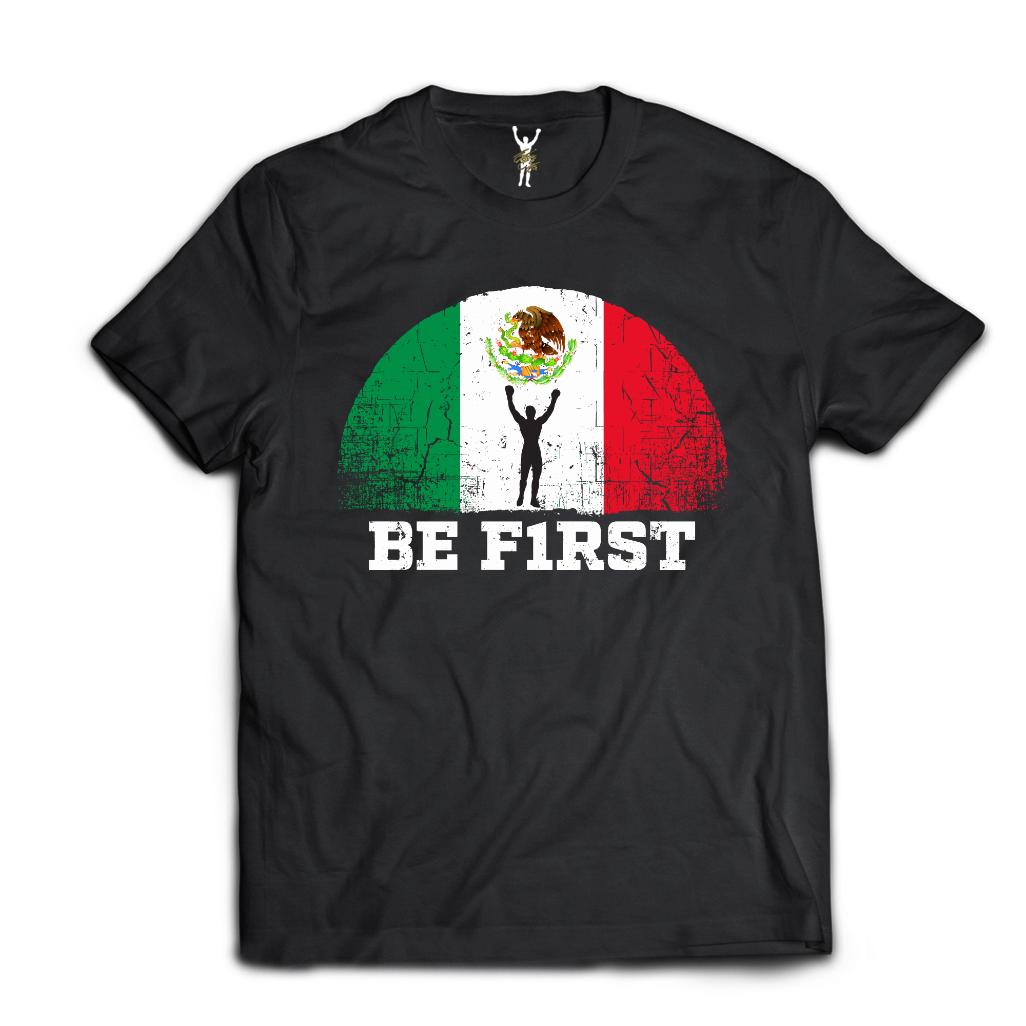 BE F1RST Mexico Tee