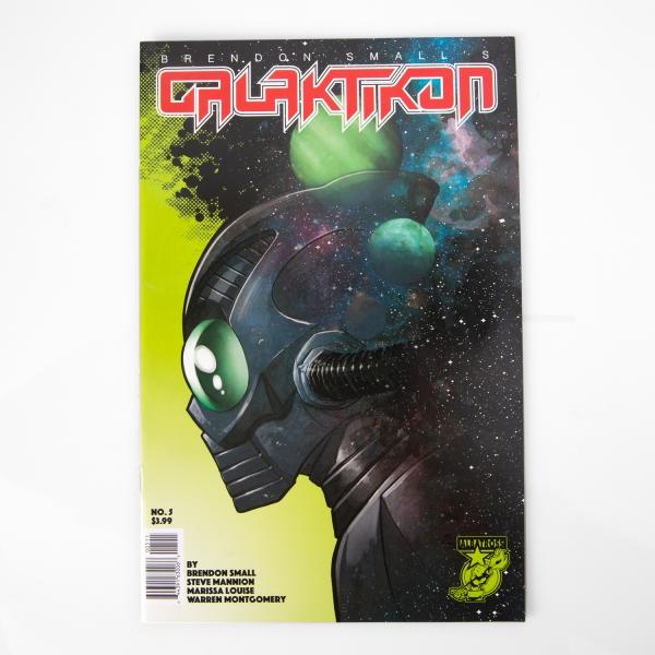 Galaktikon #5