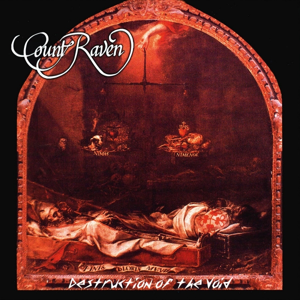 Destruction of the Void (Maroon Vinyl)