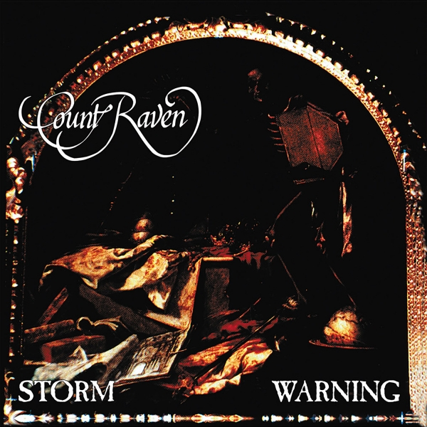 Storm Warning (Yellow Ochre Vinyl)