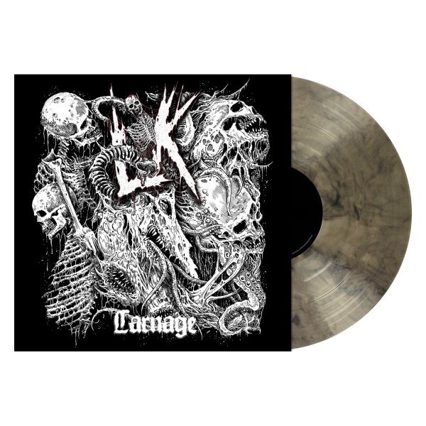 Carnage (Clear Black Vinyl)