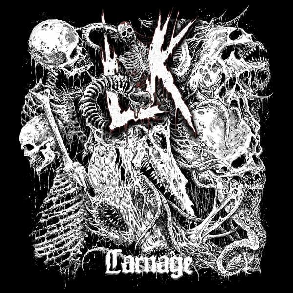 Carnage (Clear Black Vinyl)