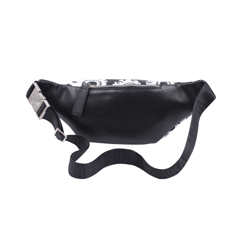 Allover Keep Watch Fanny Pack