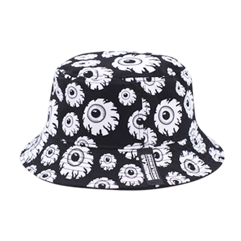 Allover Keep Watch Bucket Hat