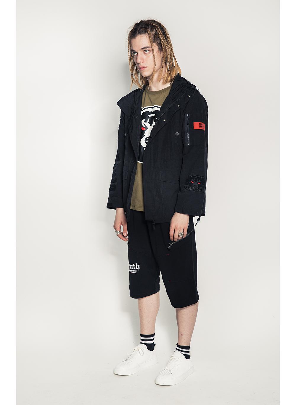 Death Adder Hooded Jacket