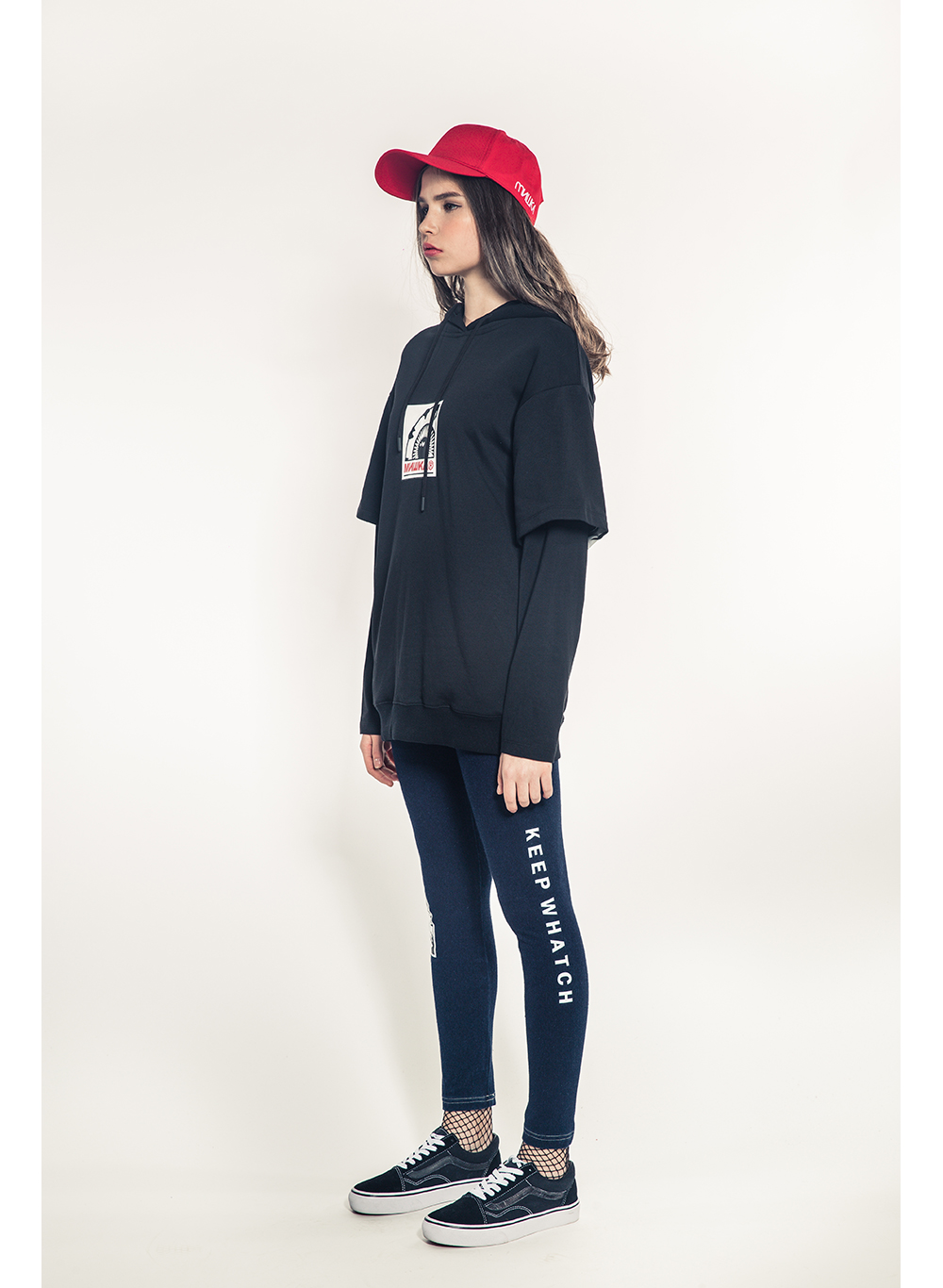 Keep Watch Worldwide Women's Pullover Hoody