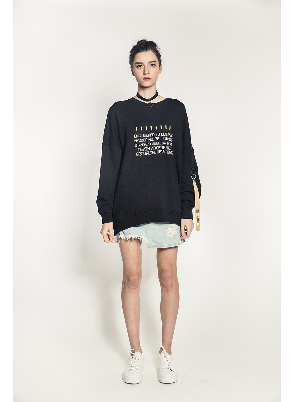 Lamour Standard Issue Women's Crewneck
