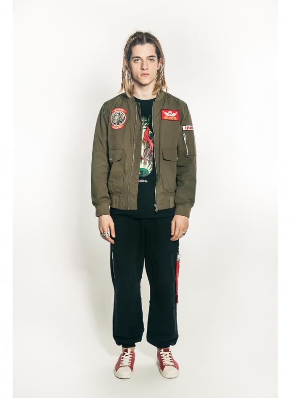 Crest Field Jacket