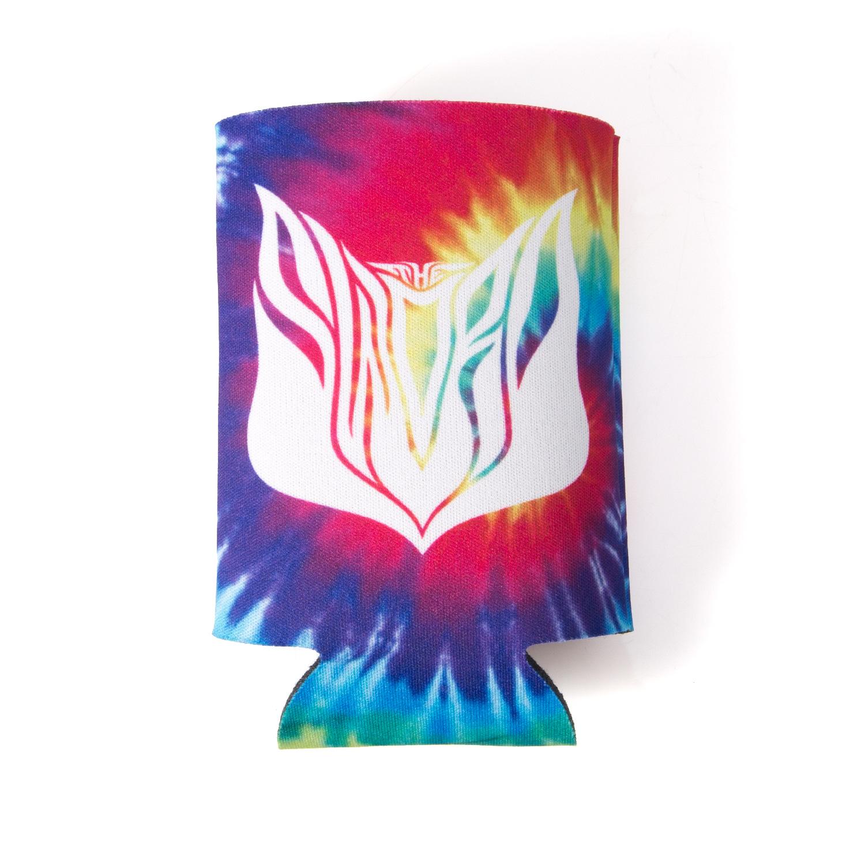 Tie Dyed Logo Koozie