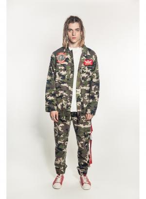 DA Camo M78 Field Jacket