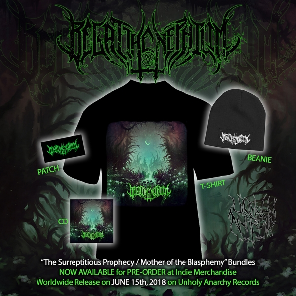 Begat the Nephilim I: The Surreptitious Prophecy / Mother of the Blasphemy Bundle