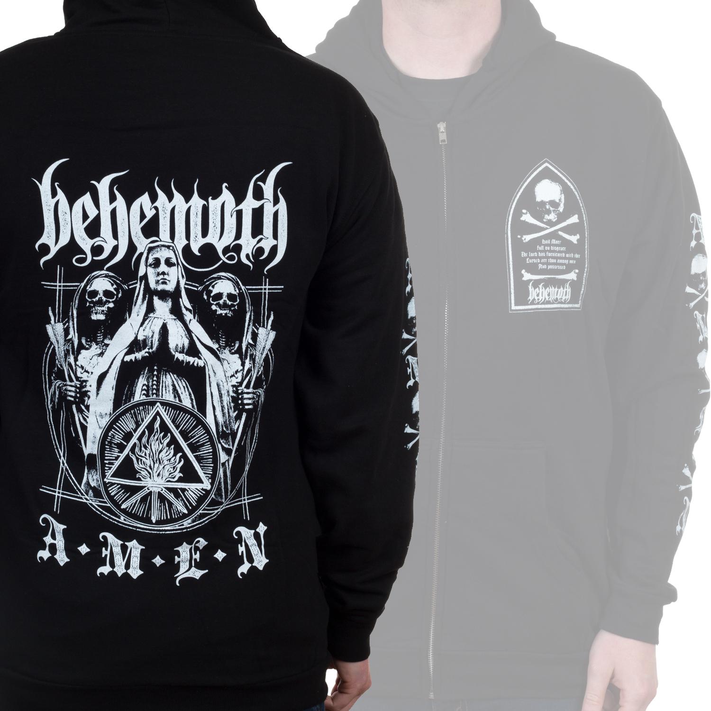 behemoth amen cd