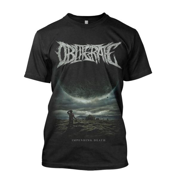 Impending Death Tee + LP Bundle