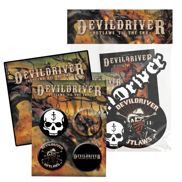 Outlaw Fan Pack