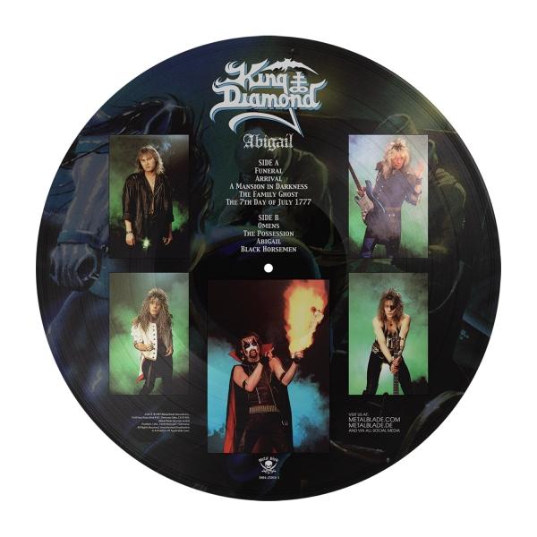 Abigail (Picture Disc)
